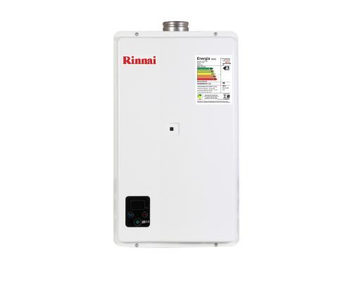 Aquecedor de Água à Gás RINNAI REU-E330 FEHB - 32,5 Litros/min.