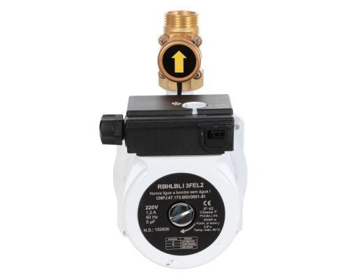 Pressurizador de Aguá Rinnai RL 260 W ( 12 mca )  127 / 220 V