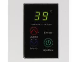 Aquecedor de Água à Gás RINNAI REU 2402 FEH 31 Litros/min