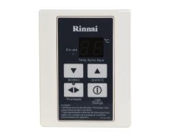 Aquecedor de Água à Gás RINNAI REU 2802 FEC PRATA 35,5 Litros/min